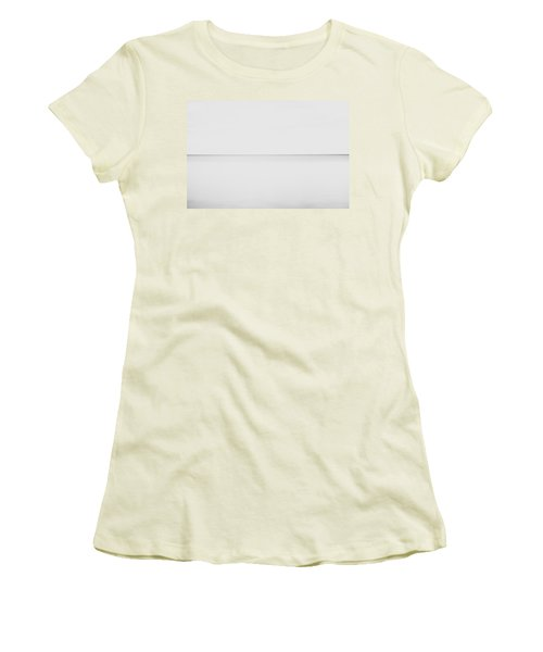 Line On The Horizon Women's T-Shirt (Athletic Fit)
