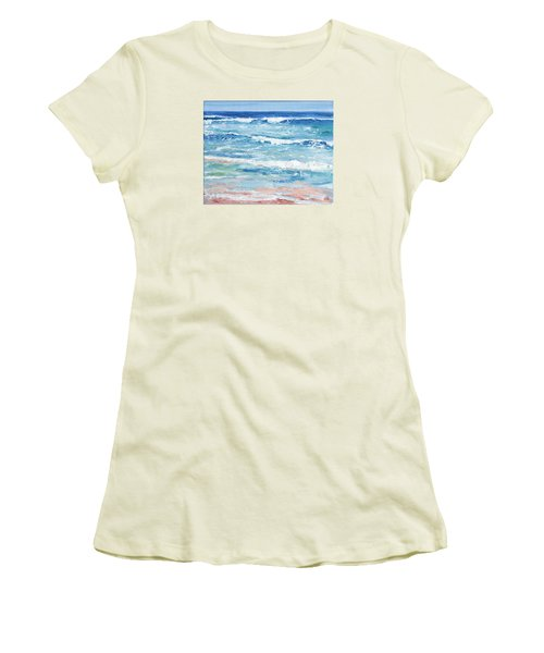 Little Riptides Women's T-Shirt (Athletic Fit)