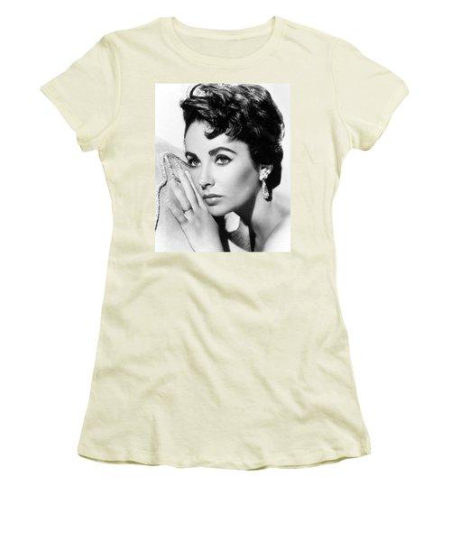 Liz Taylor Women's T-Shirt (Athletic Fit)