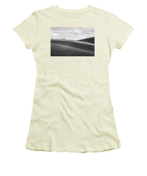 Lonesome Women's T-Shirt (Athletic Fit)