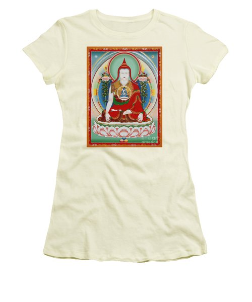 Longchenpa Women's T-Shirt (Athletic Fit)
