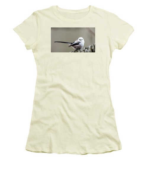 Women's T-Shirt (Junior Cut) featuring the photograph Loong Tailed by Torbjorn Swenelius