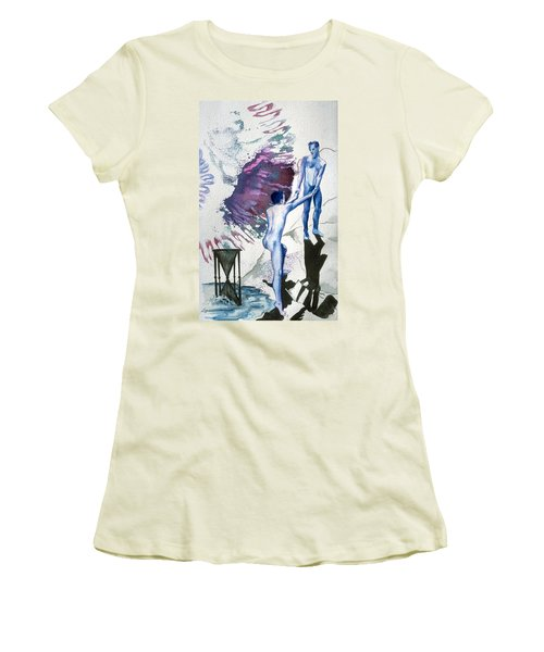 Love Metaphor - Drift Women's T-Shirt (Athletic Fit)