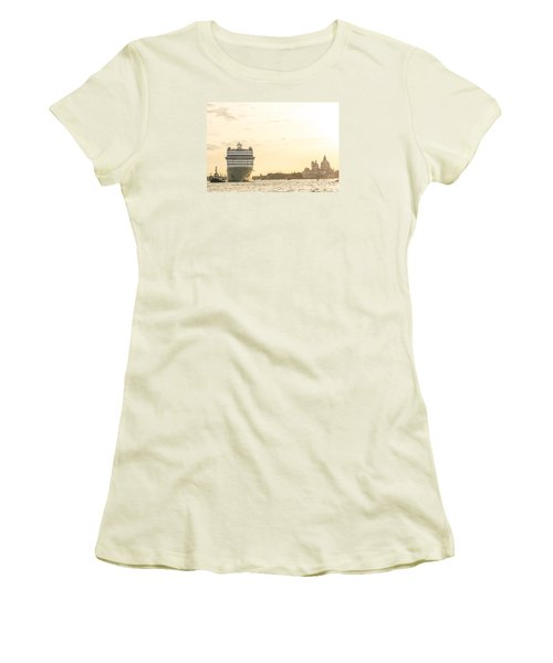 Loving Venice To Death Women's T-Shirt (Athletic Fit)