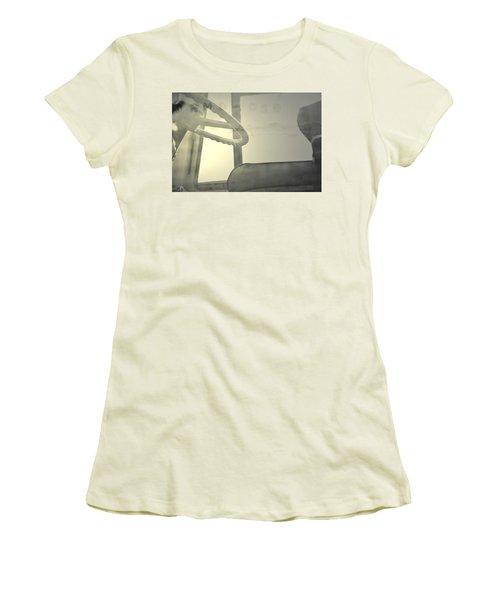 Maintenance  Women's T-Shirt (Junior Cut) by Mark Ross