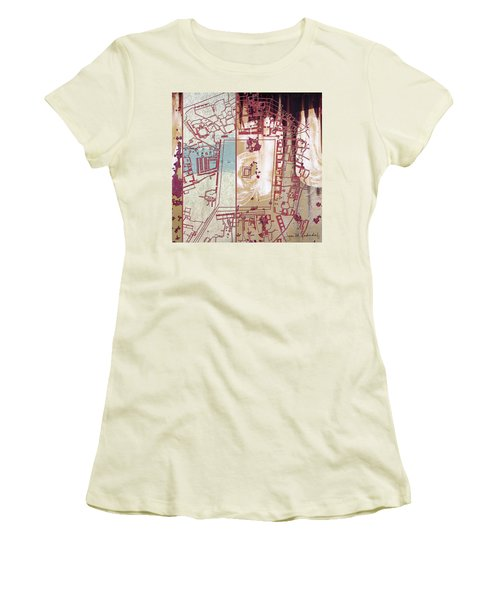 Maps #27 Women's T-Shirt (Junior Cut)