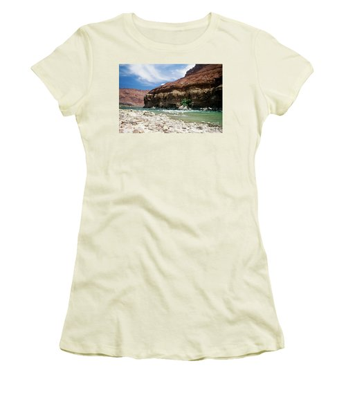 Marble Canyon Women's T-Shirt (Athletic Fit)