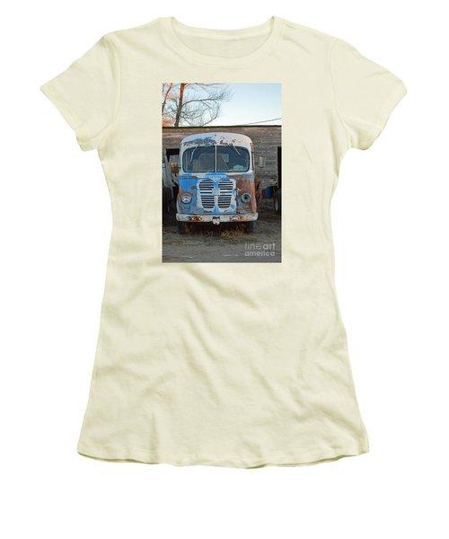 Metro International Harvester Women's T-Shirt (Junior Cut) by Renie Rutten