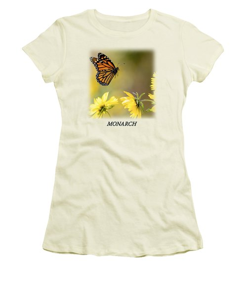 Monarch Butterfly T-shirt Women's T-Shirt (Athletic Fit)