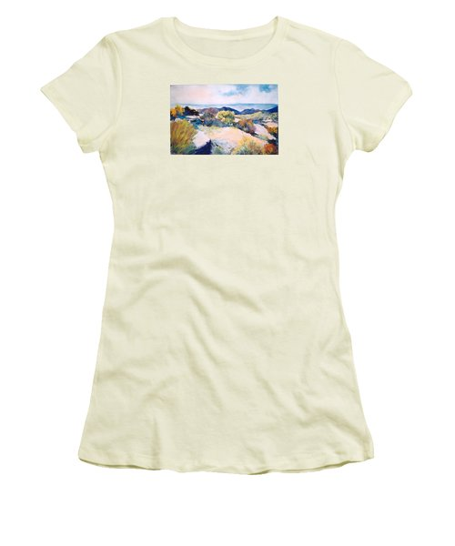 Mt Lemmon View Women's T-Shirt (Junior Cut)