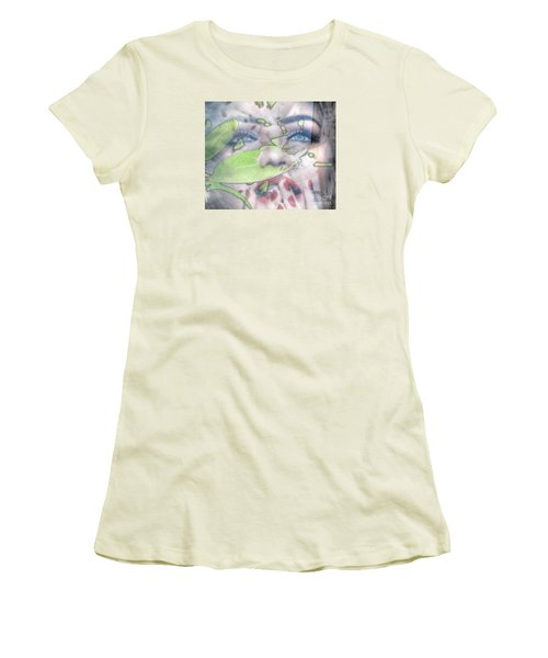 My Green Lady Women's T-Shirt (Athletic Fit)