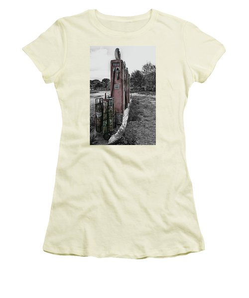 N-tane Women's T-Shirt (Junior Cut) by Jeffrey Jensen