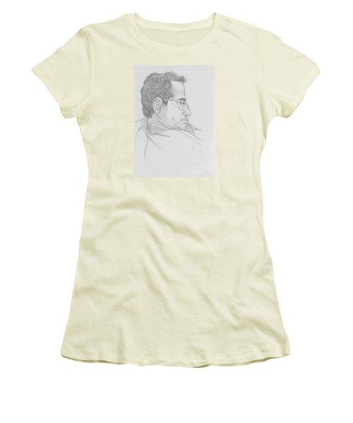 Nap Women's T-Shirt (Junior Cut) by Annemeet Hasidi- van der Leij