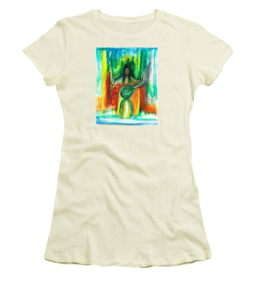 Native Awakenings Women's T-Shirt (Athletic Fit)