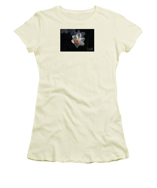 Nature's Reflection Women's T-Shirt (Junior Cut) by Marilyn Carlyle Greiner