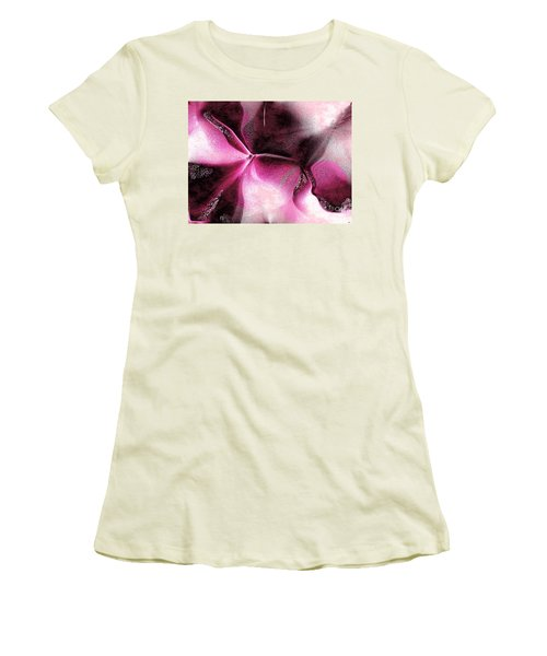 Desire Women's T-Shirt (Junior Cut) by Yul Olaivar