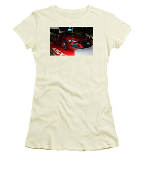 Honda Nsx Women's T-Shirt (Athletic Fit)