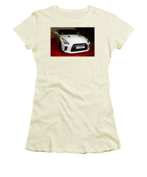 Nissan Gtr Women's T-Shirt (Athletic Fit)