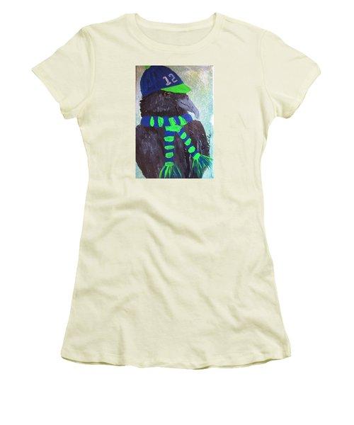 No 12 Women's T-Shirt (Athletic Fit)