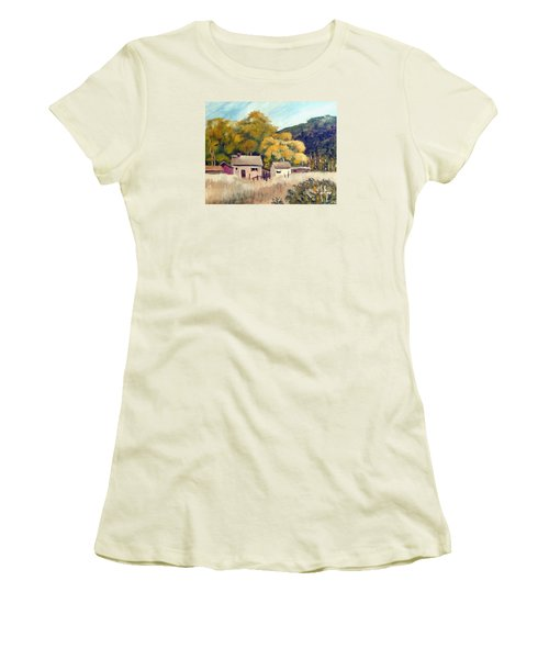 North Carolina Foothills Women's T-Shirt (Athletic Fit)