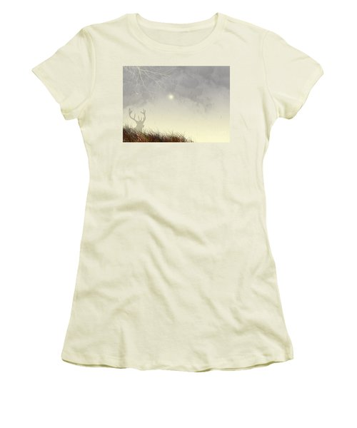 Nostalgic Moments Women's T-Shirt (Athletic Fit)