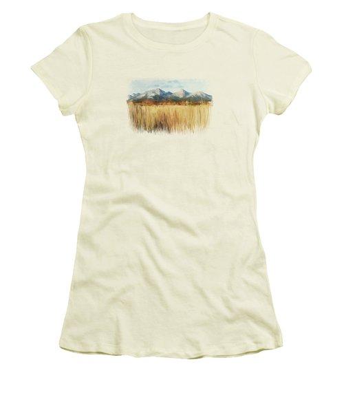 Not Far Away Women's T-Shirt (Athletic Fit)