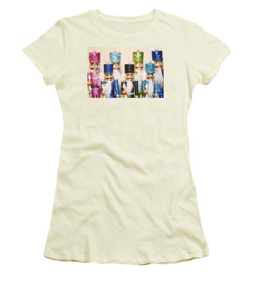 Nutcracker March Women's T-Shirt (Athletic Fit)