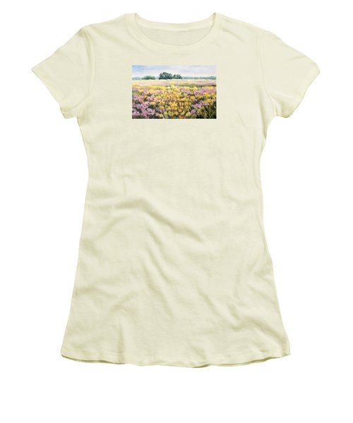 Nygren Wetlands Women's T-Shirt (Athletic Fit)