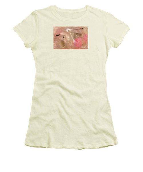 Ode To A Swan 2015 Women's T-Shirt (Athletic Fit)