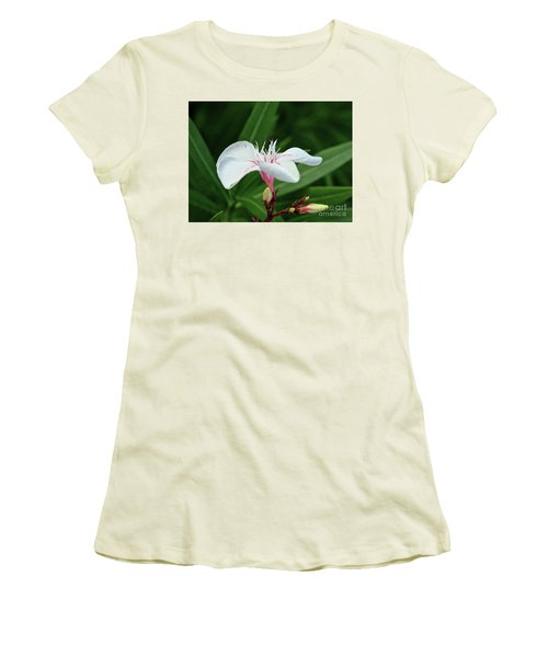 Oleander Harriet Newding  1 Women's T-Shirt (Athletic Fit)