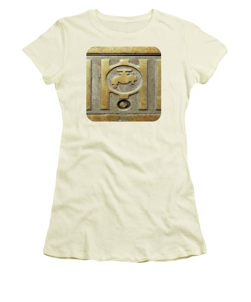 On Tap Women's T-Shirt (Athletic Fit)