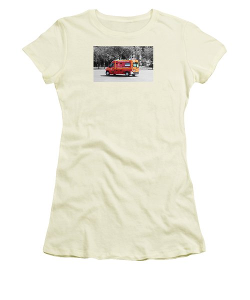 On The Way To Help Women's T-Shirt (Junior Cut) by RKAB Works