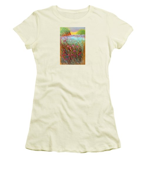 One Day In The Wild Women's T-Shirt (Athletic Fit)