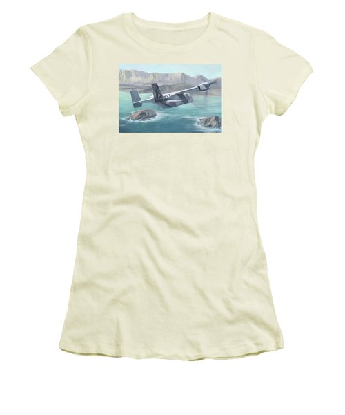 Osprey Over The Mokes Women's T-Shirt (Athletic Fit)