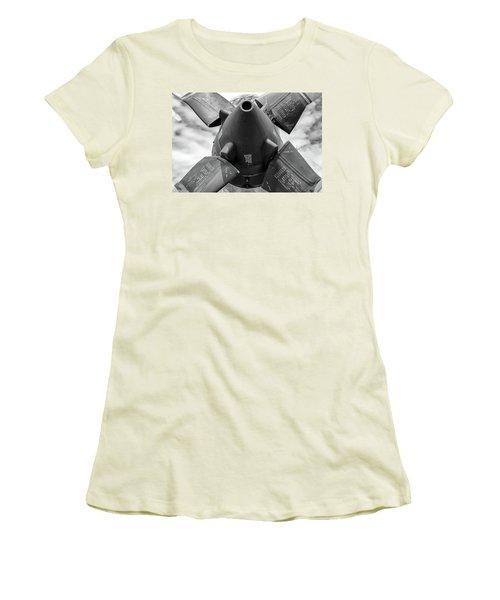 P-3 Prop Women's T-Shirt (Athletic Fit)