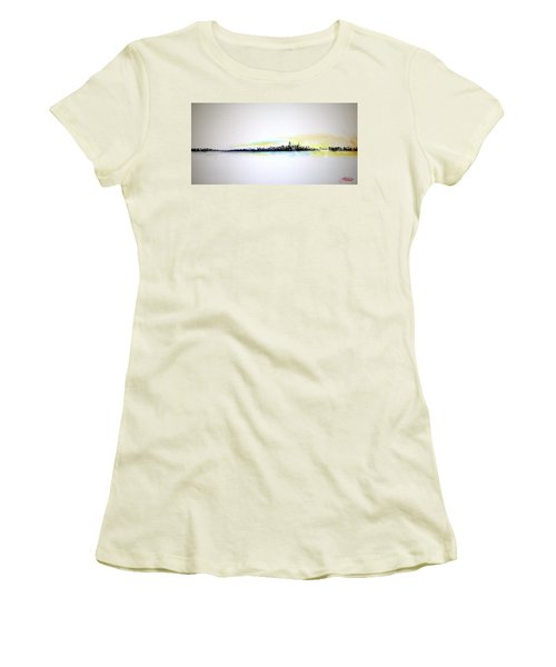 Pastel Morning Women's T-Shirt (Athletic Fit)