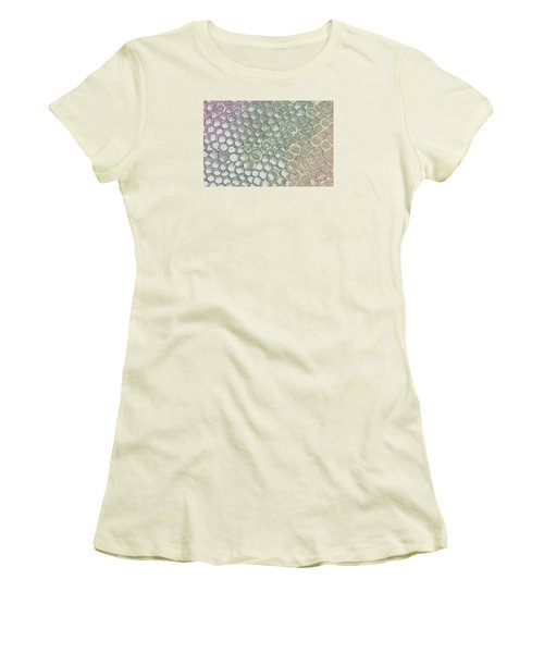 Pattern Or Abstract  Women's T-Shirt (Athletic Fit)