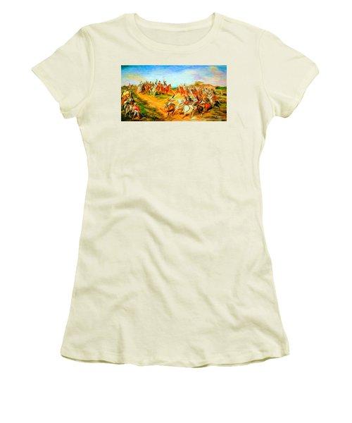 Peter's Delirium Women's T-Shirt (Athletic Fit)