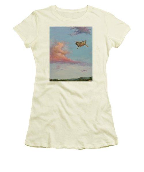 Pilgrim Soul Women's T-Shirt (Athletic Fit)