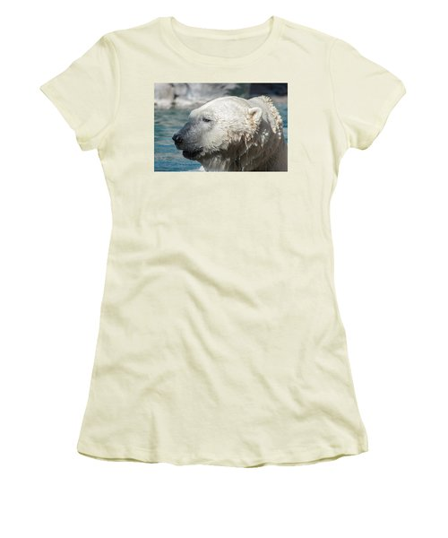 Polar Bear Club Women's T-Shirt (Athletic Fit)