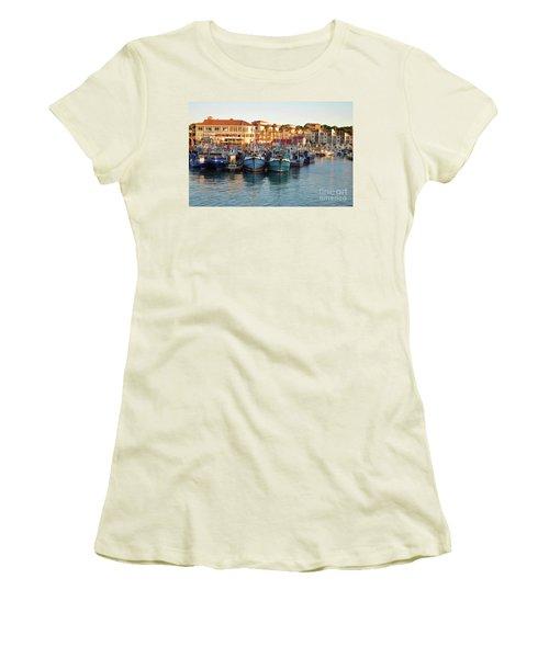 Port St. Francis Women's T-Shirt (Athletic Fit)