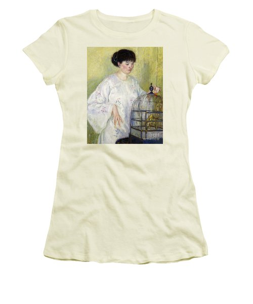Portrait Of Madame Frieseke Women's T-Shirt (Athletic Fit)