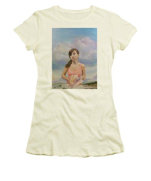 Promethea Women's T-Shirt (Athletic Fit)