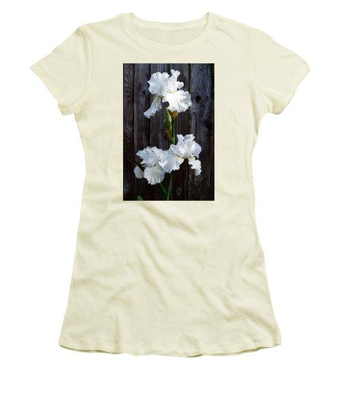 Pureness Women's T-Shirt (Junior Cut) by Nick Kloepping