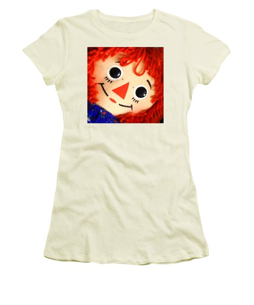 Raggedy Ann Women's T-Shirt (Athletic Fit)