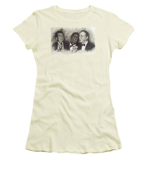 Rat Pack Women's T-Shirt (Athletic Fit)