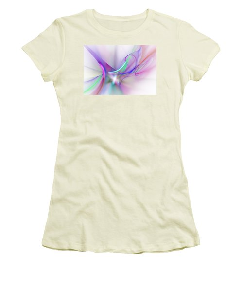 Rhapsody  Women's T-Shirt (Junior Cut) by David Lane