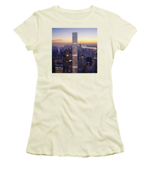 Right Here Right Now Women's T-Shirt (Athletic Fit)