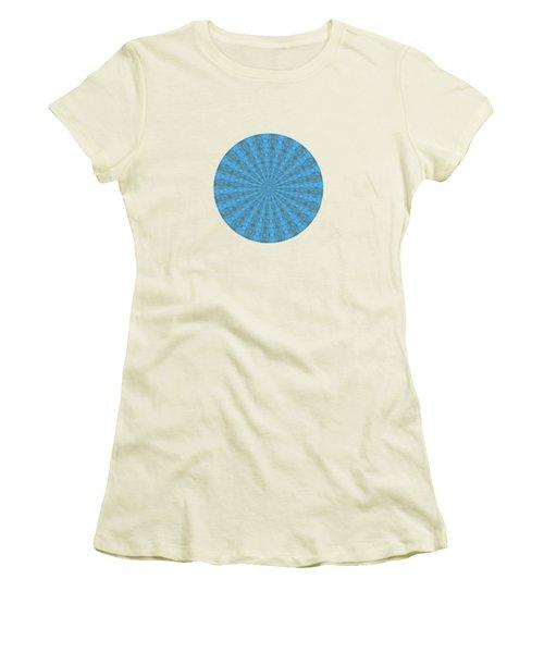 River Blue Women's T-Shirt (Athletic Fit)