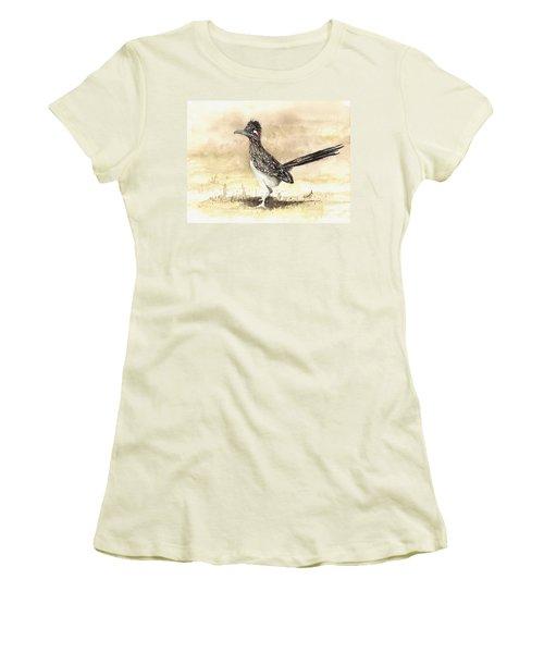 Roadrunner Women's T-Shirt (Athletic Fit)